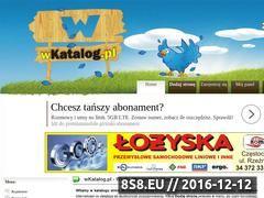 Miniaturka domeny www.wkatalog.pl