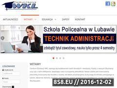 Miniaturka domeny www.wkl.edu.pl