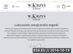 Miniaturka Biżuteria oraz zegarki (www.wkrzys.pl)