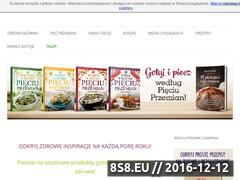 Miniaturka domeny wkuchnipieciuprzemian.pl