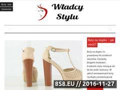 Miniaturka domeny wladcystylu.pl