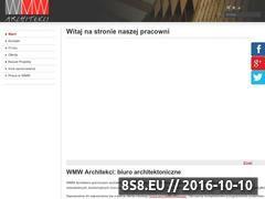 Miniaturka domeny wmw-architekci.pl