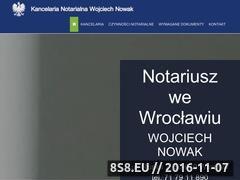 Miniaturka domeny wnowak.com.pl