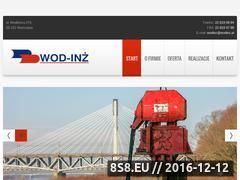 Miniaturka domeny www.wodinz.pl