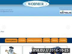Miniaturka domeny www.wodmer.com.pl