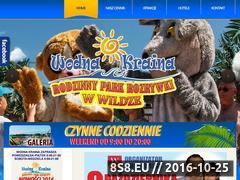 Miniaturka domeny www.wodnakraina.com.pl