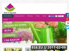 Miniaturka domeny www.wogrodzie.pl