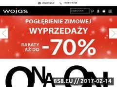 Miniaturka domeny wojas.pl