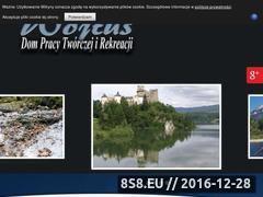 Miniaturka domeny www.wojtus.eu