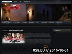 Miniaturka domeny wolfenstein.webd.pl