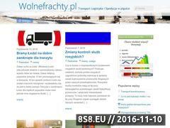 Miniaturka domeny wolnefrachty.pl