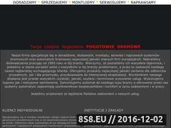 Miniaturka domeny www.womarbramy.pl