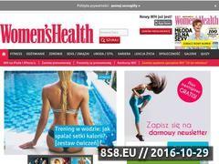 Miniaturka domeny womenshealth.pl