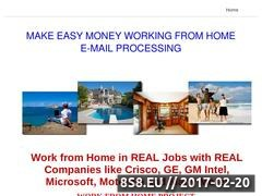 Thumbnail of Homeworkers Needed Immediately Website