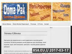 Miniaturka domeny worki-papierowe.pl