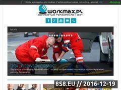 Miniaturka domeny www.workmax.pl