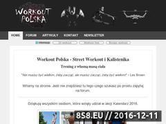 Miniaturka domeny workout-polska.pl