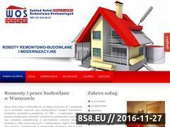 Miniaturka domeny www.wos.waw.pl