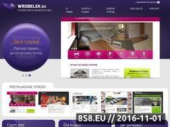 Miniaturka domeny www.wrobelek.eu