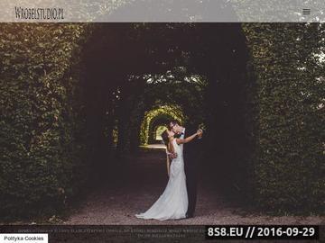 Zrzut strony Fotograf ślubny Śląsk