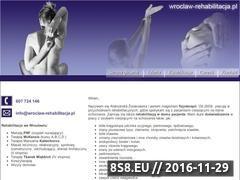 Miniaturka domeny www.wroclaw-rehabilitacja.pl