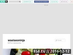 Miniaturka domeny wseiseoninja.blog.onet.pl