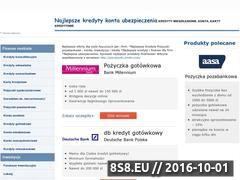 Miniaturka domeny wszystkieoferty.dzs.pl