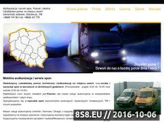 Miniaturka domeny www.wulkanizacja-24h.pl