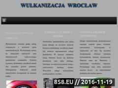 Miniaturka domeny wulkanizacja-wroclaw.pl
