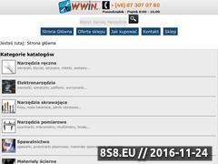 Miniaturka domeny wwin.pl