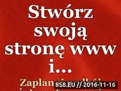 Miniaturka domeny wwwdlaciebie.pl