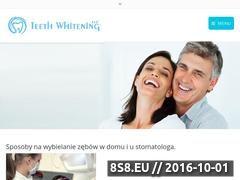 Miniaturka domeny www.wybielanie.poznan.pl