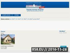 Miniaturka domeny www.wybieramydom.pl
