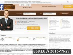 Miniaturka domeny www.wybierzprawnika.com