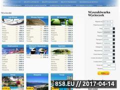 Miniaturka domeny www.wycieczki.zagraniczne.pl