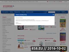 Miniaturka domeny www.wyczerpane.pl