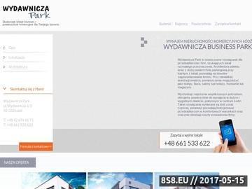 Zrzut strony Lokale Łódź