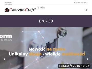 Zrzut strony Drukarki 3D i wydruki 3D