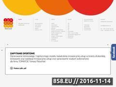 Miniaturka domeny www.wydrukicyfrowe.com.pl