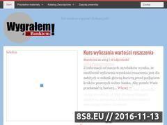 Miniaturka domeny wygralem-z-mbankiem.blogspot.com