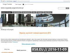 Miniaturka domeny www.wyjazdy-zagraniczne.pl