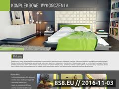Miniaturka domeny www.wykonczenia-wnetrzns.eu