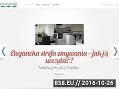 Miniaturka domeny wykonczeniowka.com