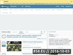 Miniaturka domeny www.wykop.pl