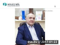 Miniaturka domeny www.wyleczbol.pl