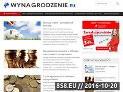 Miniaturka domeny www.wynagrodzenie.eu