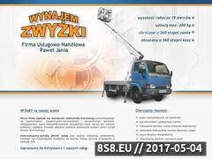 Miniaturka domeny wynajem-zwyzki.vns.pl