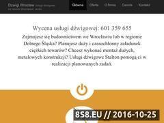 Miniaturka domeny wynajemdzwigu.pl