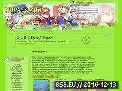 Miniaturka domeny www.wypasgry.pl