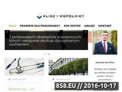 Miniaturka domeny wypowiedzenie-umowy-o-prace.pl